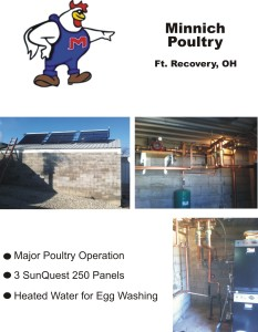 Minnich Poultry  Flyer